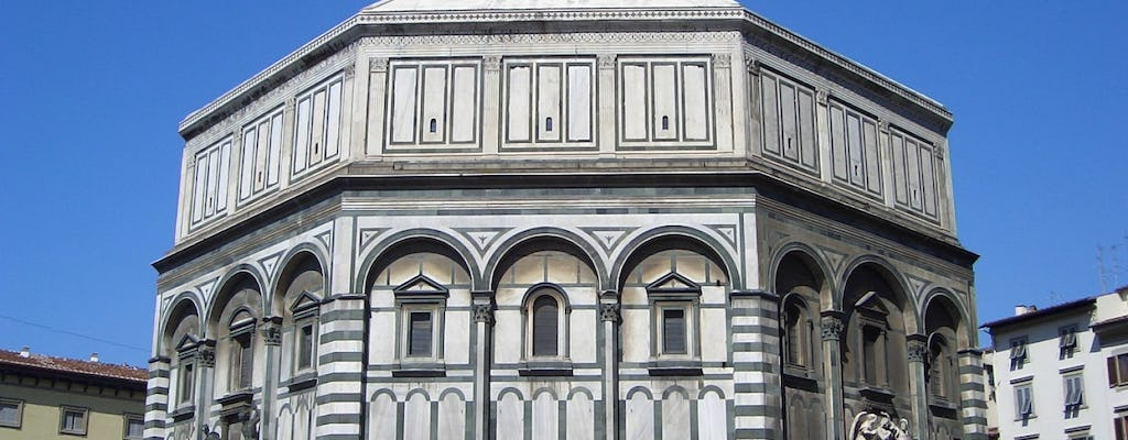 Florence Cathedral and Baptistery with Matroneum guided visit