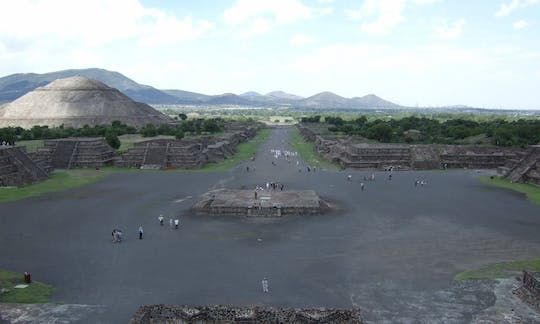 Early Teotihuacan Tour