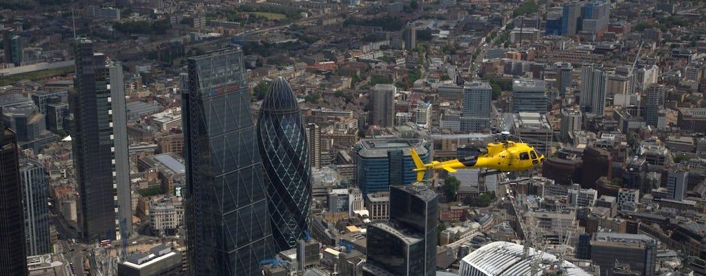 Tour VIP en helicóptero London Max