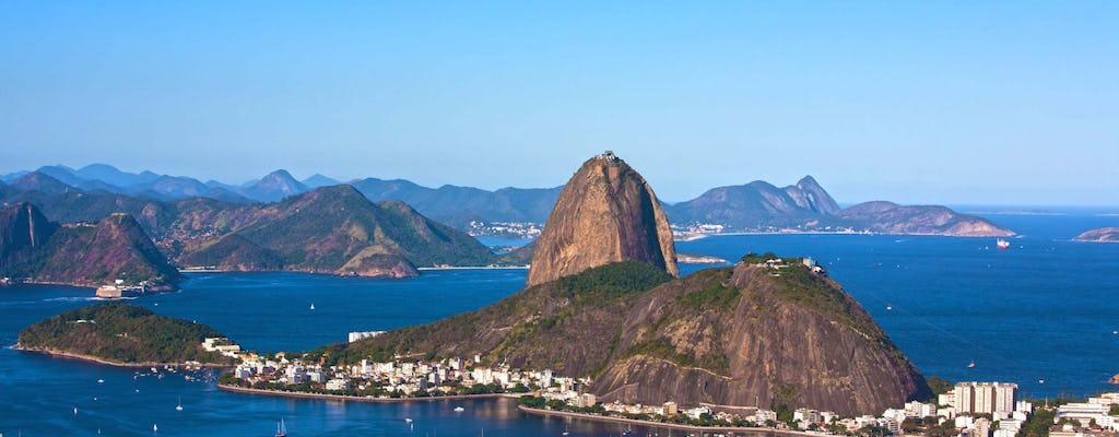 Rio de Janeiro: Corcovado and Sugarloaf Tour