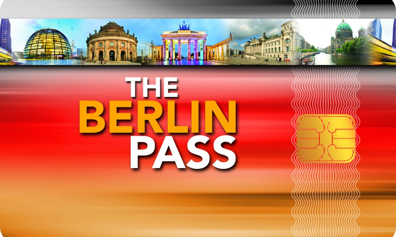 The Berlin Pass: over 60 free museums and attractions