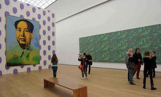 Tour privado al Museo Hamburger Bahnhof con un historiador de arte