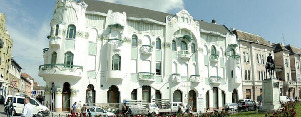 L'Art Nouveau de Budapest – Promenade de 3 heures avec un historien