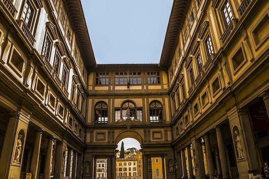 Visita guiada por Florencia con entradas sin colas a la Galería Uffizi
