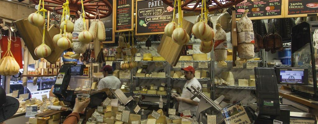 Итальянский рынок погружение в гастрономический тур Филадельфия