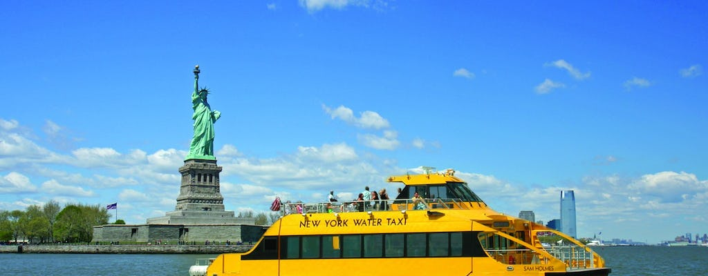 New York Water Taxi All-Day Access Pass