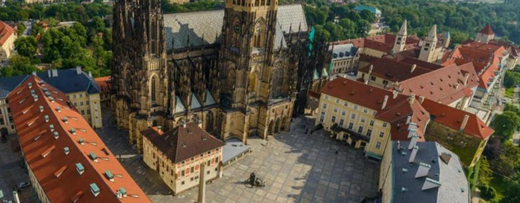 Prague Castle and Royal District: 3-Hour Guided Tour with a Historian