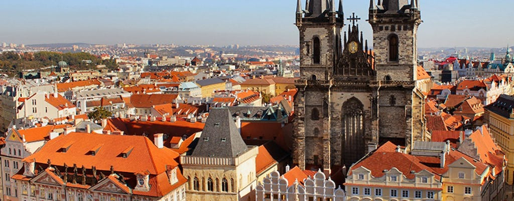 Prague 1000 years in the center of Europa historic tour