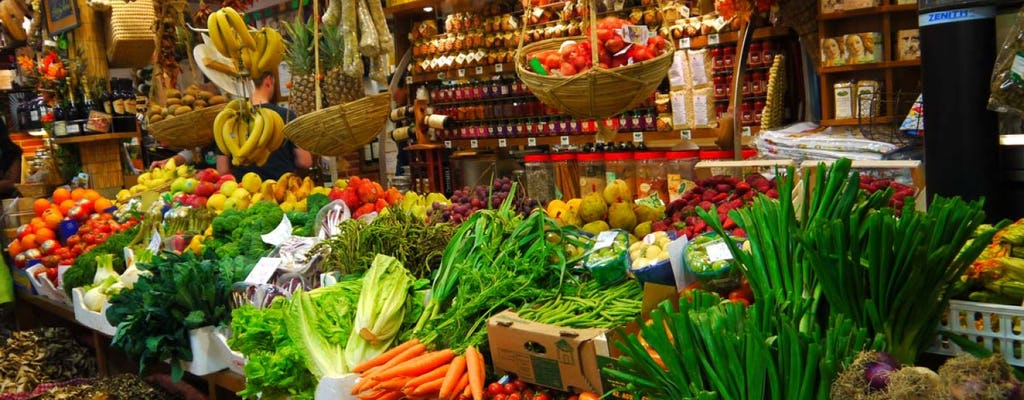 Tuscan cooking lesson: from the market to the table