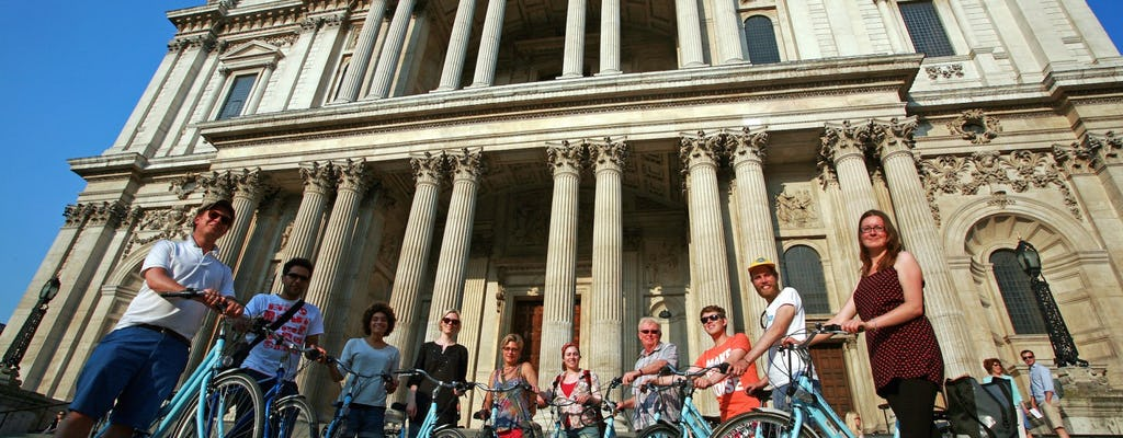 Visite du centre de Londres en vélo