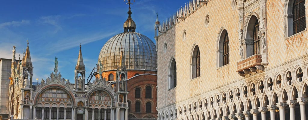 Ducal Venice: Morning Walking Tour with Doge's Palace