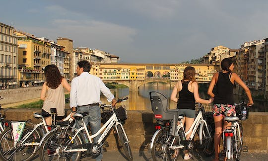 Florence electric bike tour