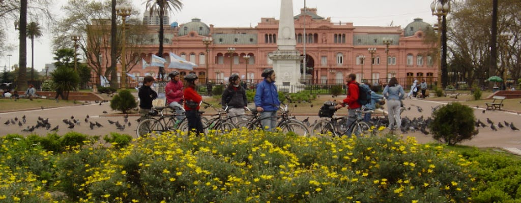 Half-day Buenos Aires bike tour: San Telmo and La Boca districts