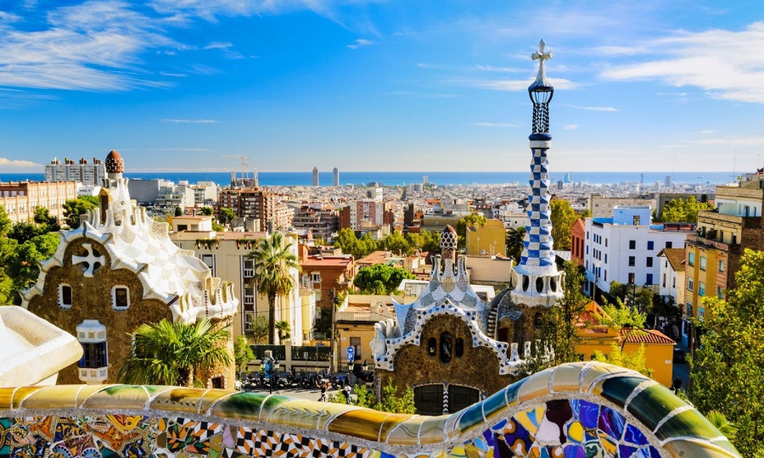 Park Guell Tickets And Guided Tours In Barcelona