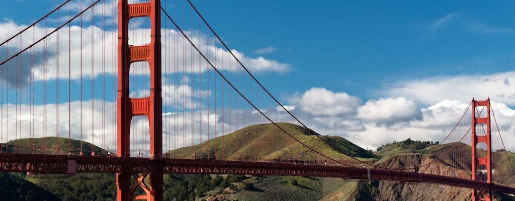 San Francisco City and Muir Woods guided tours package with transportation