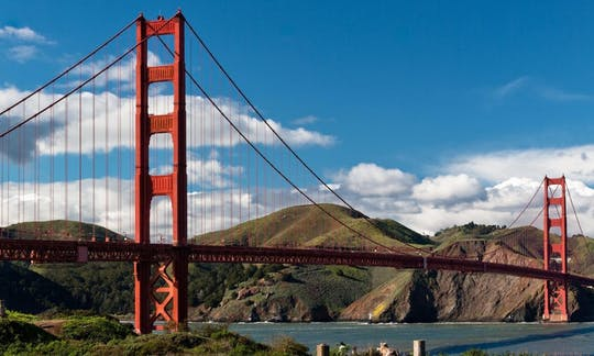San Francisco city tour and Muir Woods combo
