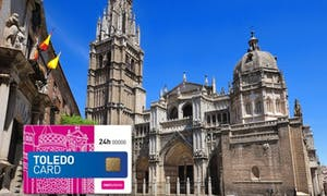 Toledo Card P3 (Museums, Guided Tour, Tourist Bus) + High Speed Train