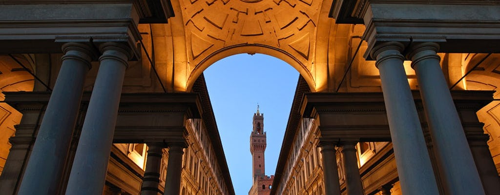 Uffizi: skip-the-line tickets and guided tour