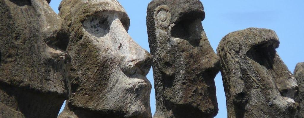 Ahu Akivi Mini Island Tour - Easter Island Mysteries