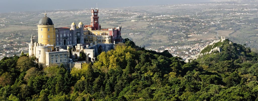 Tour di una giornata intera della Lisbona classica, Sintra e Cascais