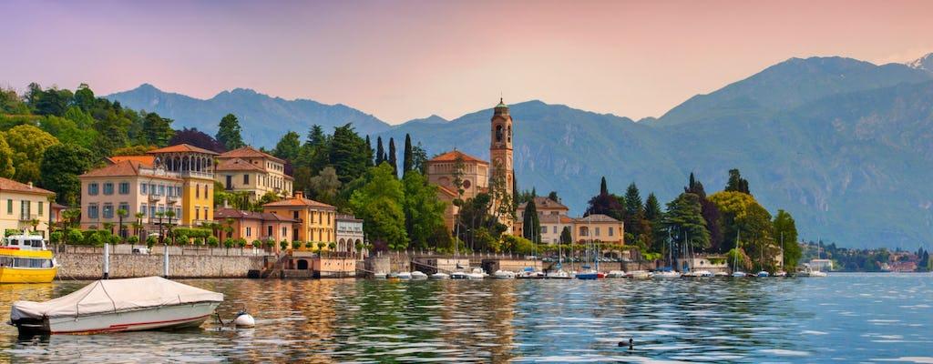 Como tour with cruise on the lake