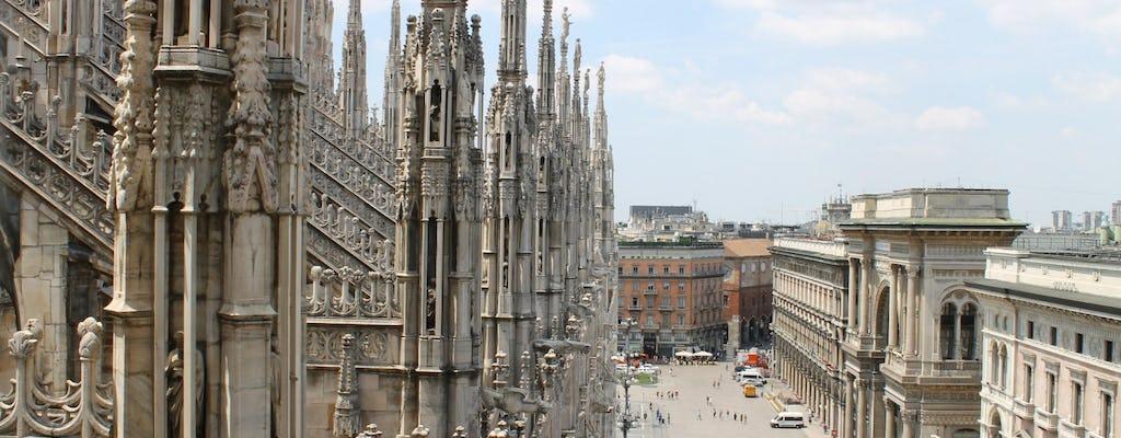 Visita guiada a la catedral del Duomo con acceso a las terrazas de la azotea