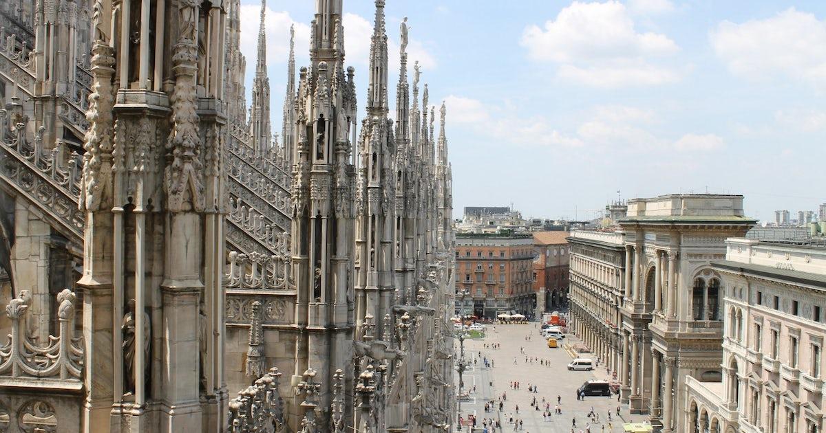 Visita Guidata Del Duomo E Terrazze Panoramiche