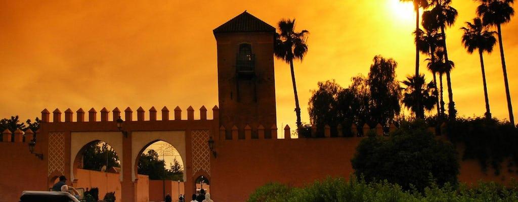 1001 kolacja w Marrakeszu
