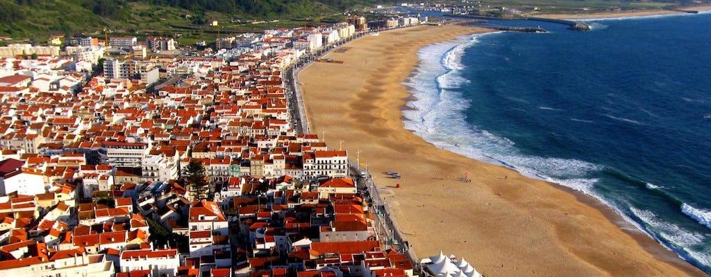 Visite guidée des sanctuaires de Fátima, Óbidos, Batalha et Alcobaça et de Nazaré