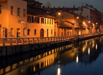 Navigli Canals of Milan guided walking tour