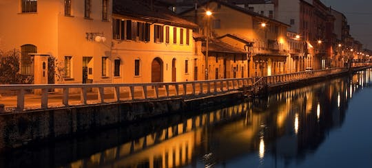 Navigli Canals of Milan private guided walking tour