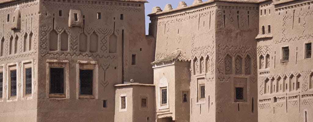 Tour of Ouarzazate and Erfoud desert from Marrakech - 3 days