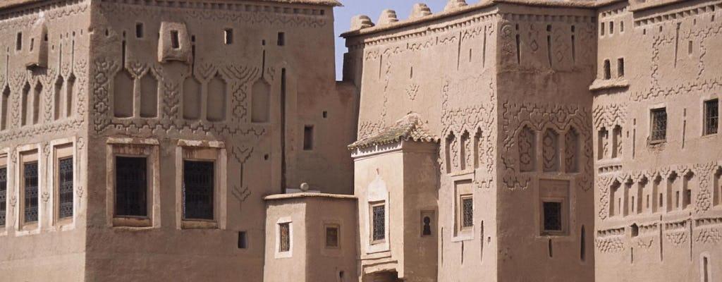 Tour de 3 días a Uarzazat y el desierto de Erfoud desde Marrakech
