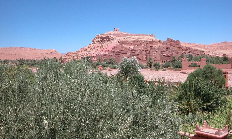 Salir de la ciudad,Excursiones de un día,1 día,Excursión a Ouarzazate