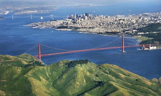 Wycieczka autobusowa po San Francisco