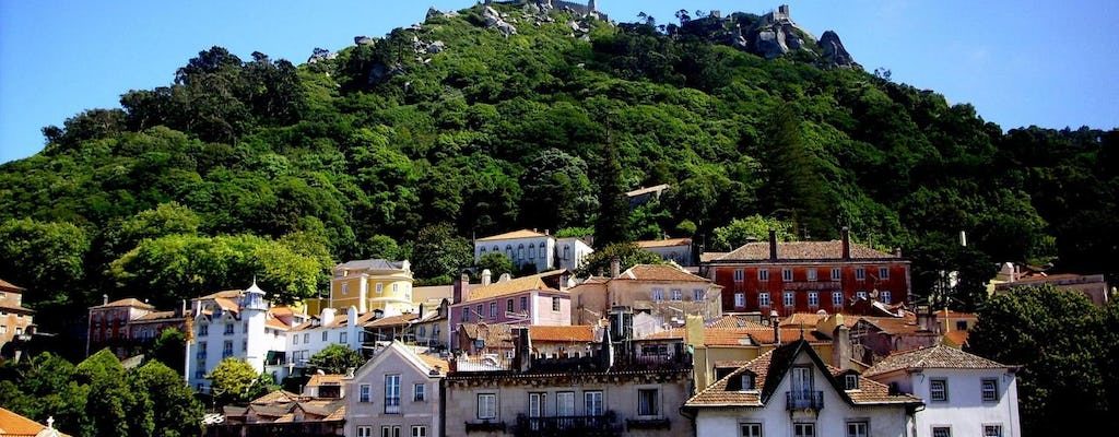 Sintra, Cabo da Roca, Cascais and Estoril guided tour