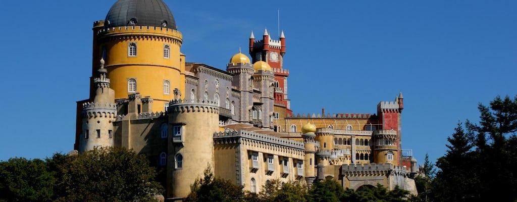 Visita deluxe a Sintra con Cascais y Estoril