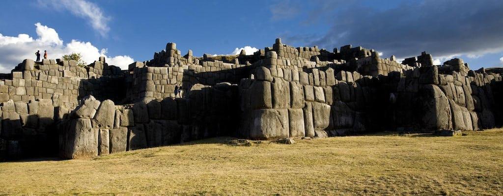 Parque Arqueológico de Sacsayhuaman - Visita guiada