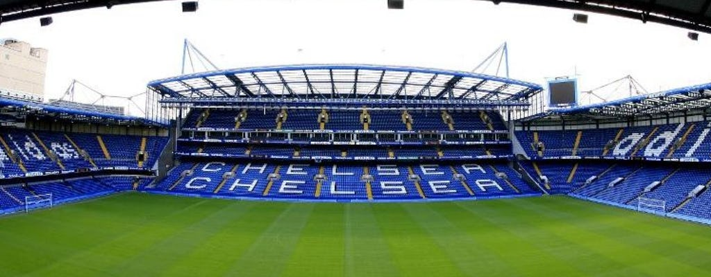 FC Chelsea Stadion- und Museumstour