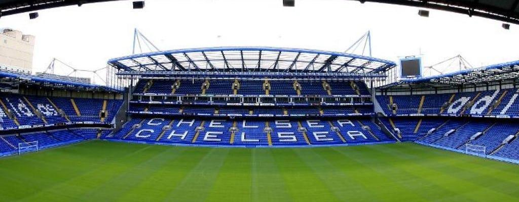 Visite du stade et du Musée du Chelsea FC