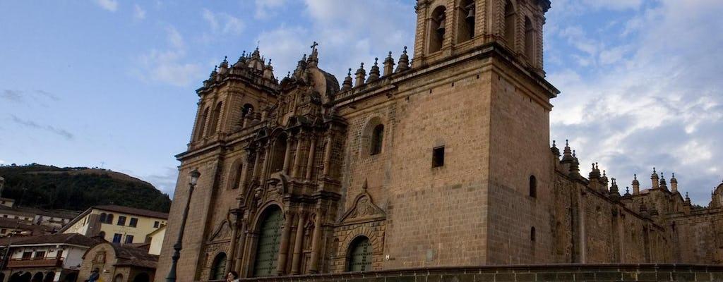 Visite de la ville et du parc archéologique de Sacsayhuaman