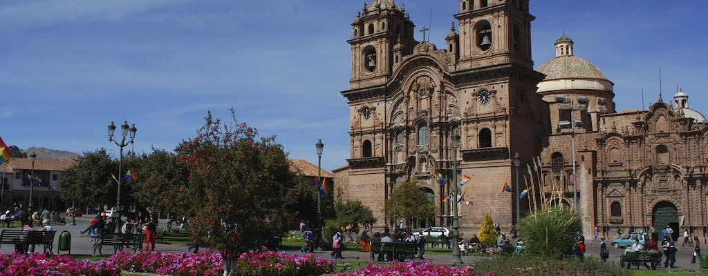 Cusco: Tour of the City