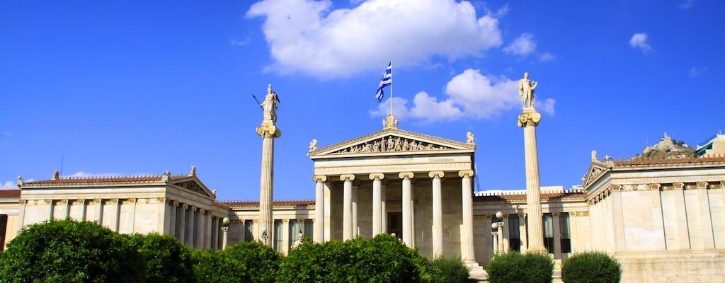 Tour per piccoli gruppi dell'Acropoli e dell'Antica Agorà