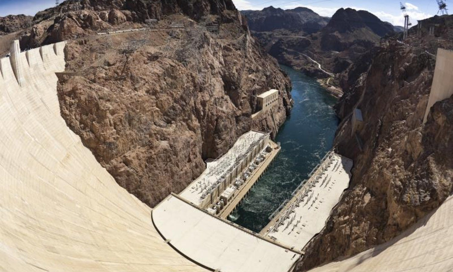 Ver la ciudad,City tours,Hoover Dam