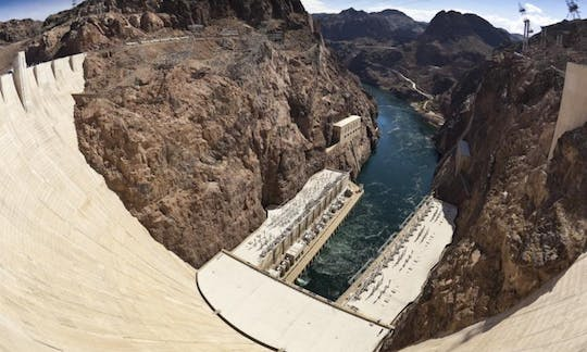 Hoover Dam Guided Tour with Lunch & Transportation