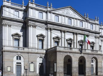La Scala Opera House and Museum tour