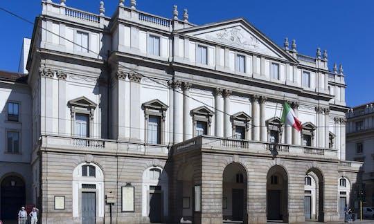 Tour Casa de ópera e Museu La Scala