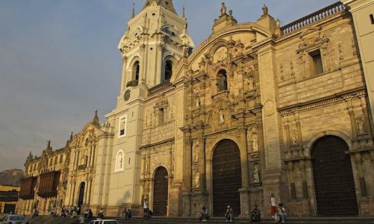 Lima: Tour of the City