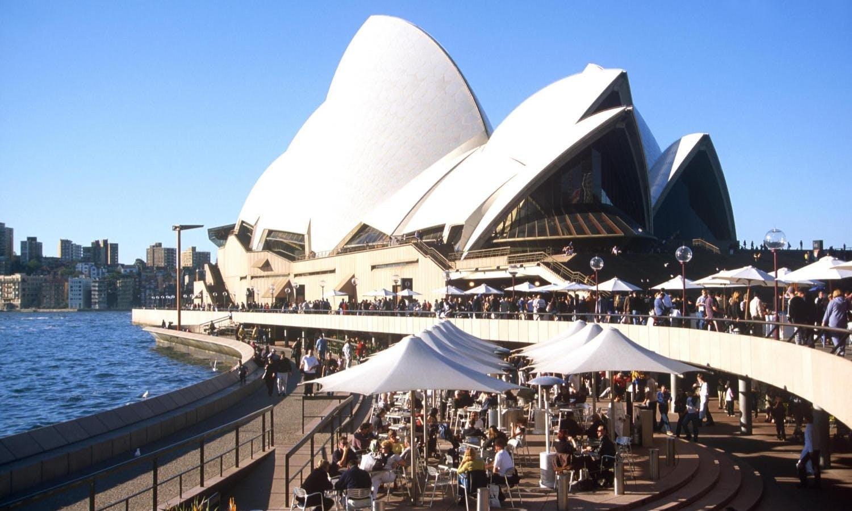 Sydney City Tour with Opera House Tour