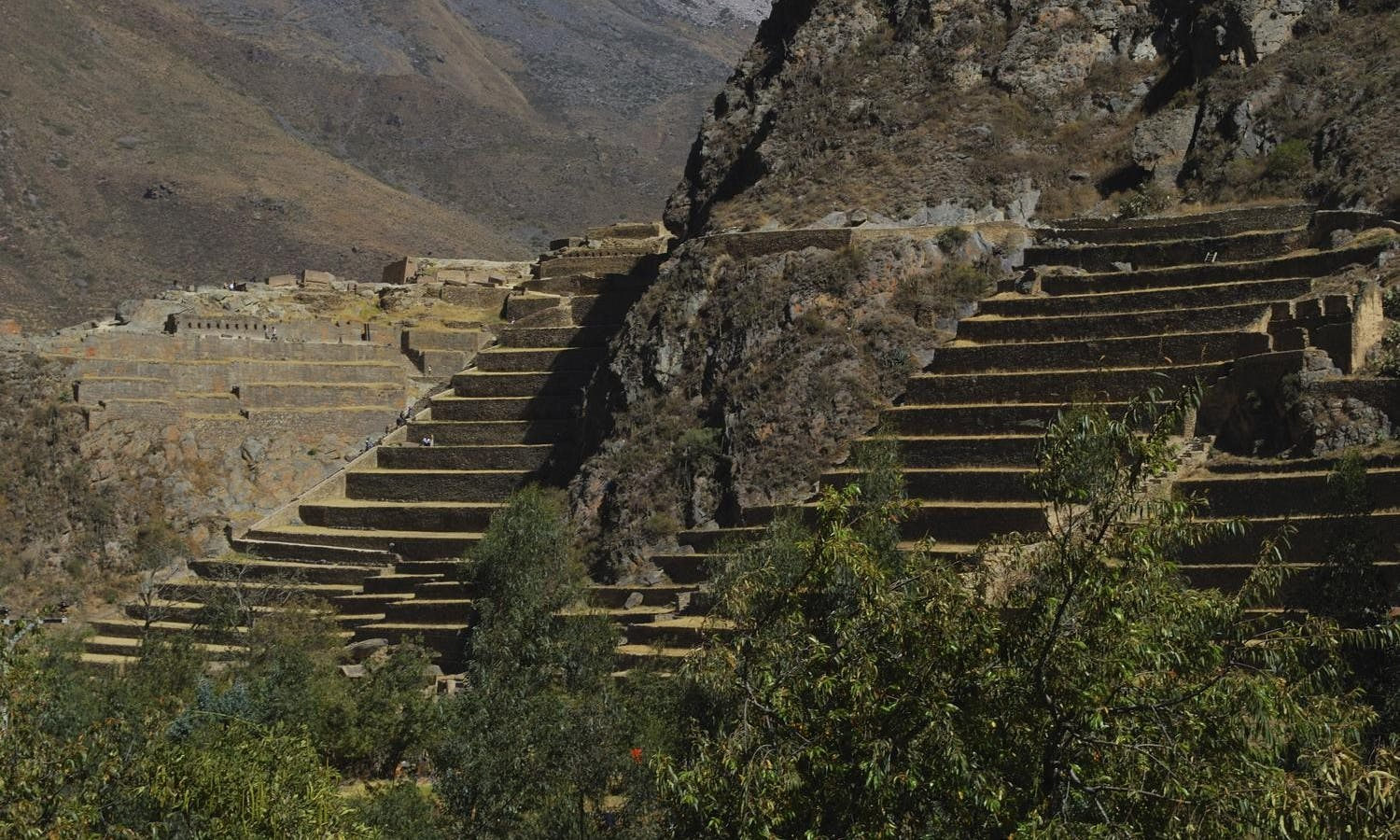 Tour of Sacred Valley of the Incas, Pisac and Ollantaytambo